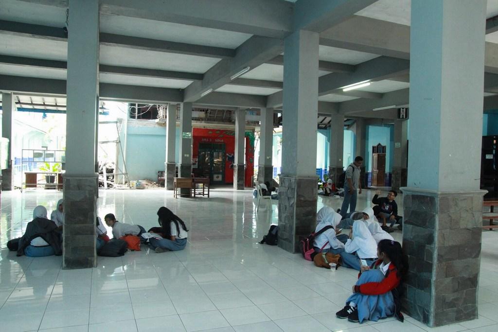 Dokumentasi SMAN 2 Surakarta